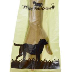 New Biodegradable dog poo bags